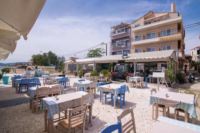 Recko - Limenaria - Molos Beach