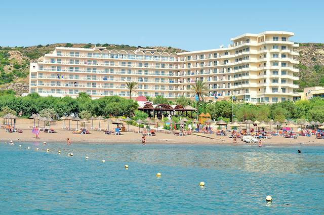 Recko - Faliraki - Pegasos Beach & Deluxe Resort Alexandria Club