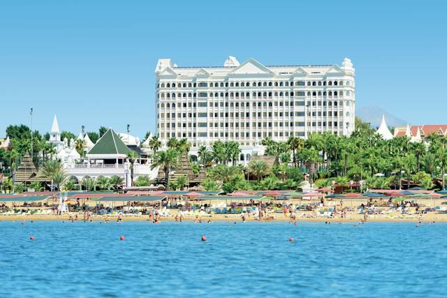 Turecko - Side - Kamelya Fulya Hotel