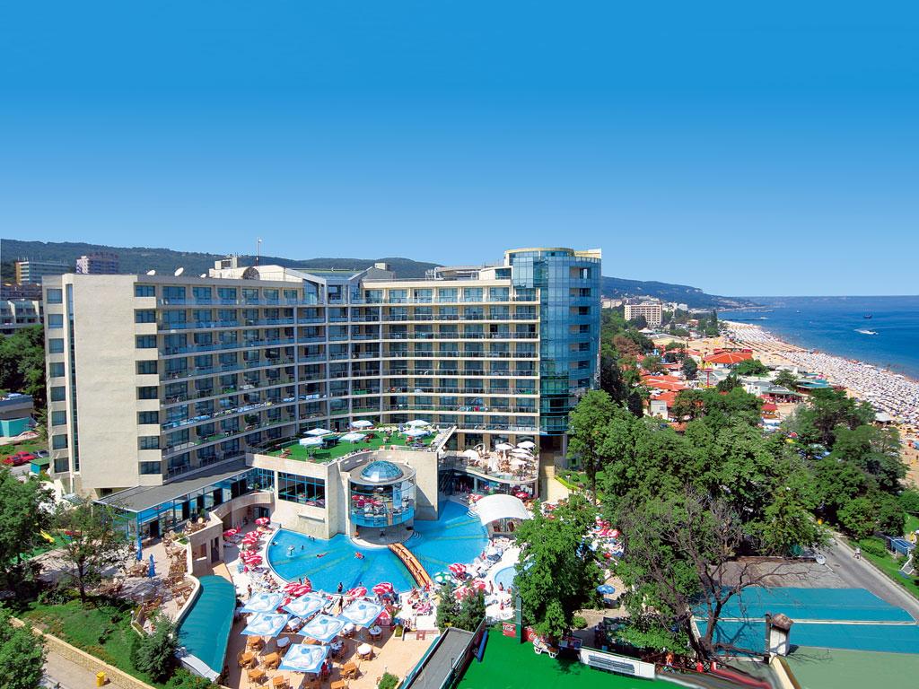 Bulharsko - Zlaté Písky - Marina Grand Beach