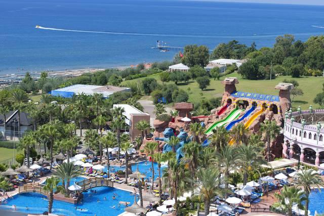 Turecko - Side - Kamelya Selin Hotel