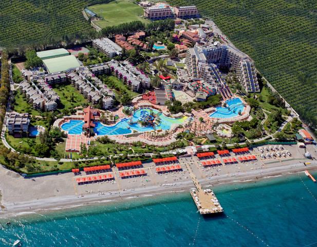 Turecko - Kemer - Limak Limra Resort