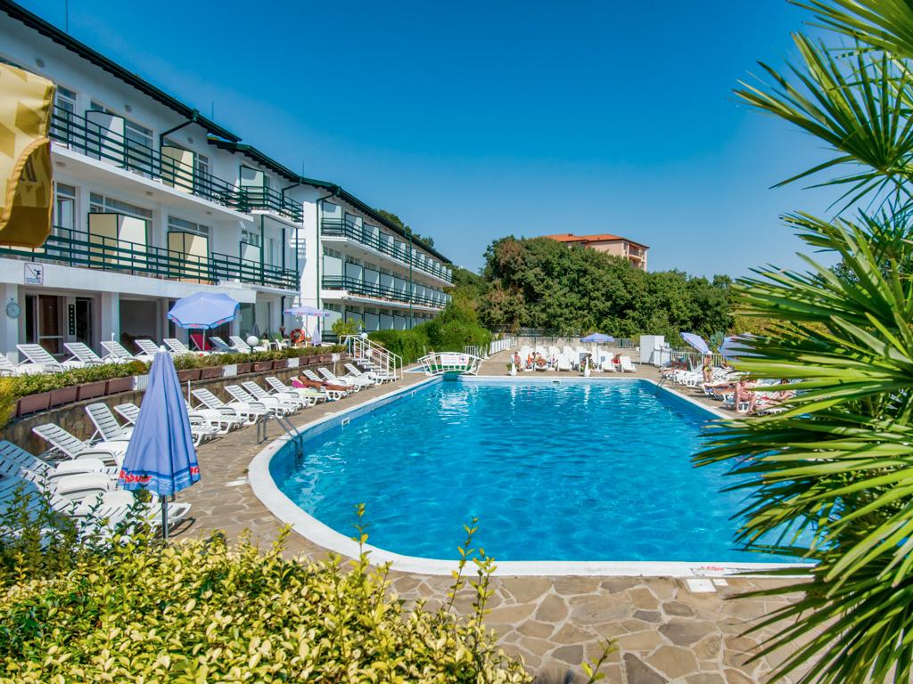 Bulharsko - Zlaté Písky - Park Hotel Kini