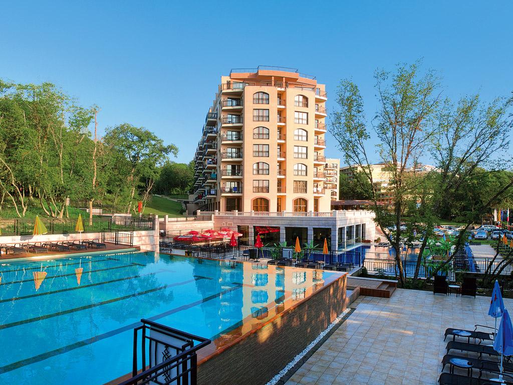 Bulharsko - Zlaté Písky - lti Dolce Vita Sunshine Resort