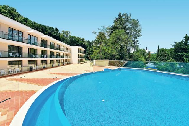 Bulharsko - Zlaté Písky - Grifid Hotel Foresta