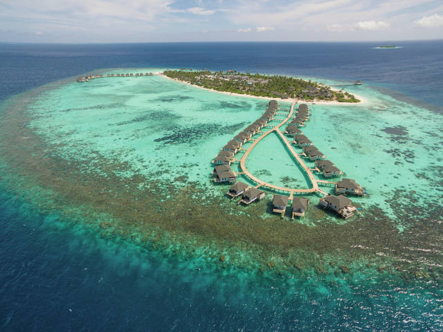 Maledivy - Gaafu Dhaalu Atol - Amari Havodda Maldives