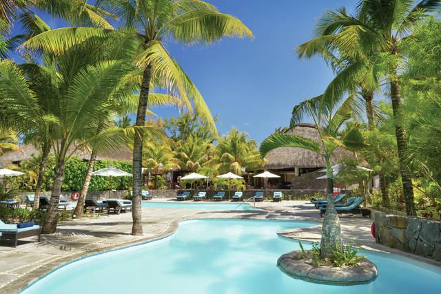Mauritius - Východní pobreží - Emeraude Beach Attitude