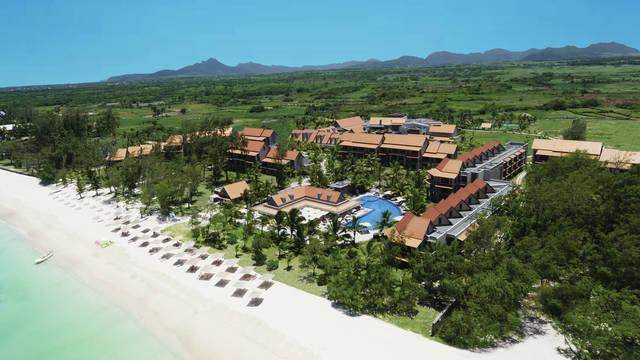 Mauritius - Východní pobreží - Maritim Crystal Beach Hotel