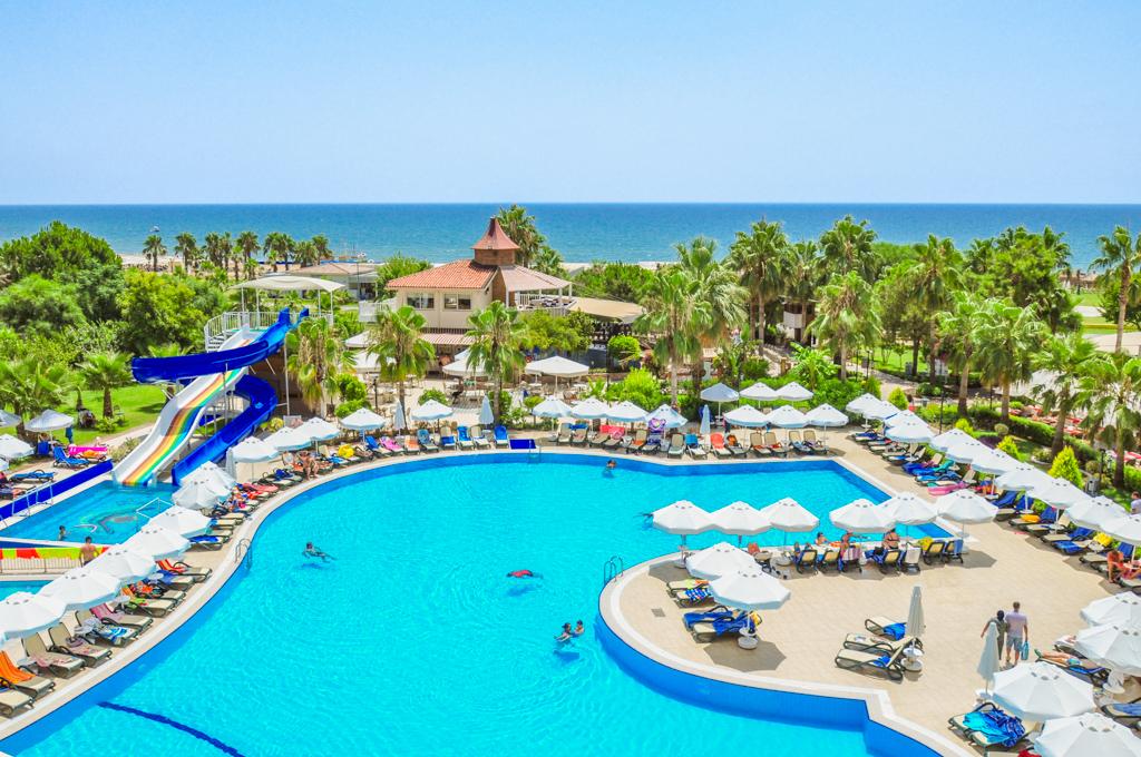 Turecko - Side - Bella Resort Alexandria Club