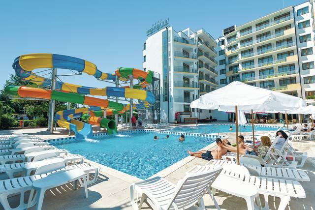 Bulharsko - Slunecné Pobreží - Best Western PLUS Premium Inn
