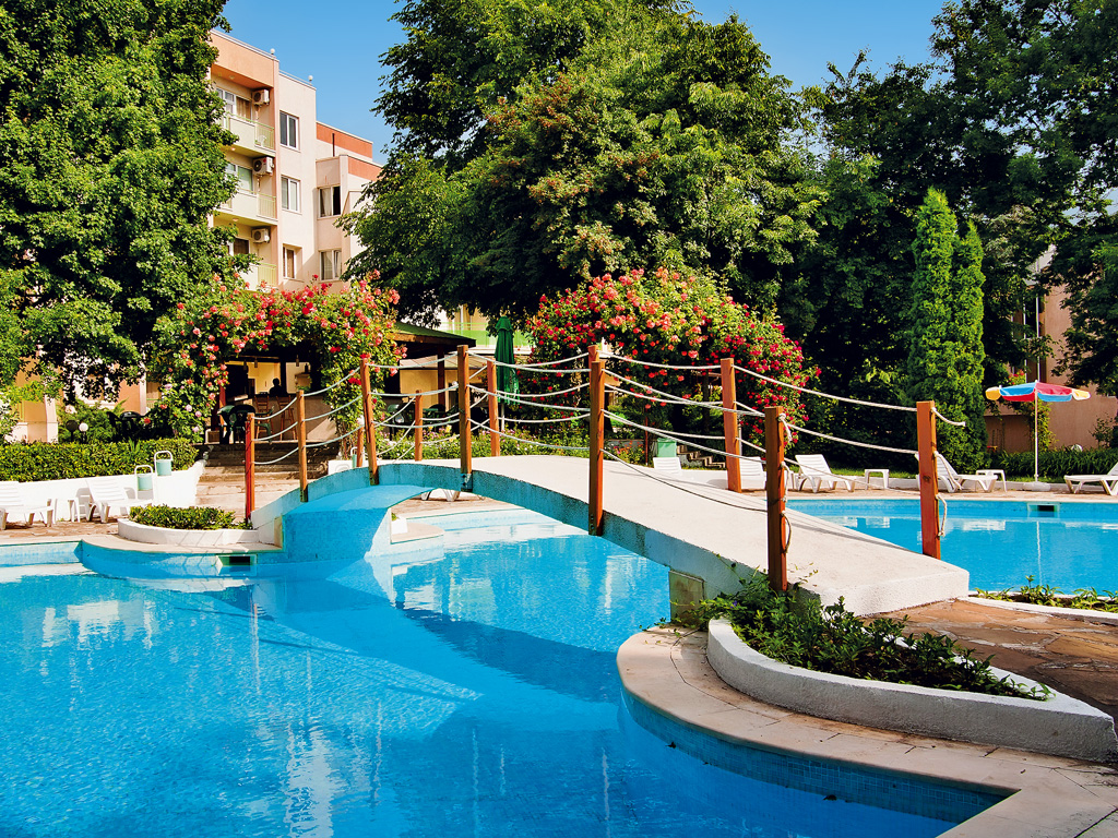 Bulharsko - Zlaté Písky - Ljuljak