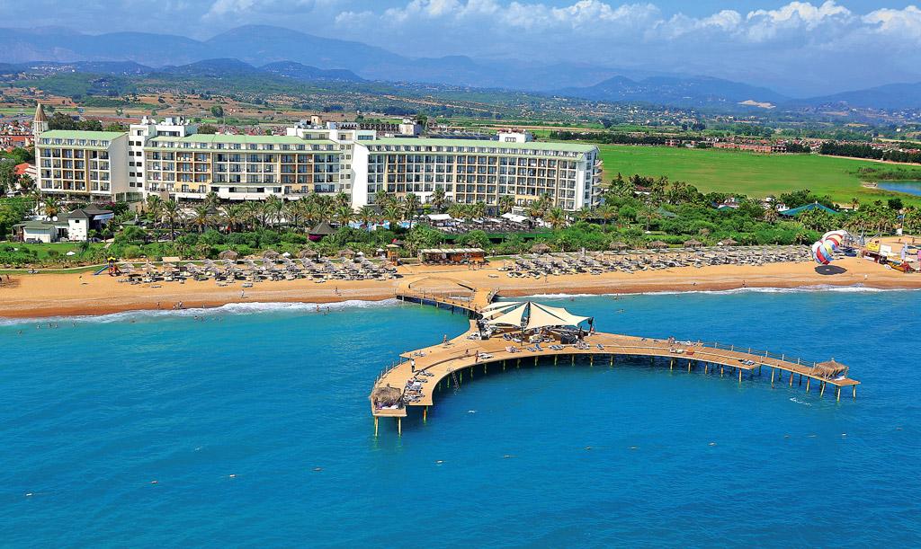 Turecko - Side - Lyra Resort & SPA