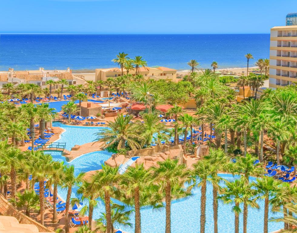 Španelsko - Roquetas de Mar - Playasol SPA Alexandria Club
