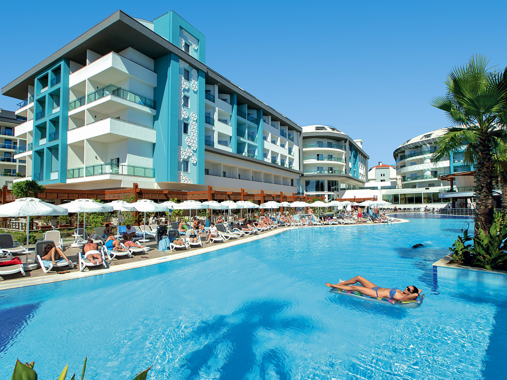 Turecko - Side - Seashell Resort & SPA