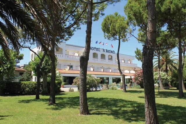 Itálie - Alba Adriatica - San Remo