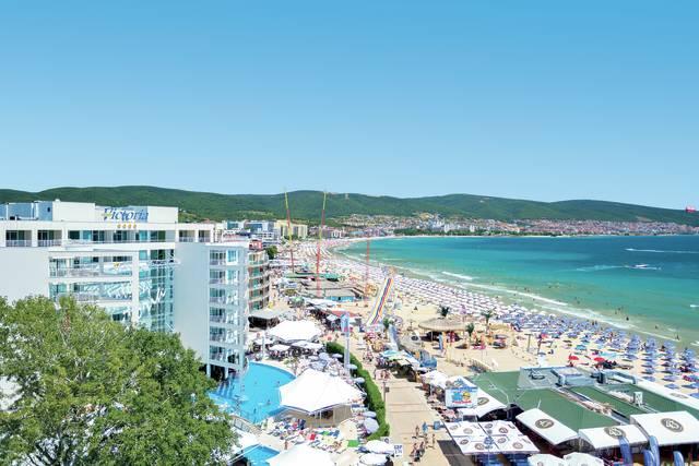 Bulharsko - Slunecné Pobreží - Effect Grand Victoria