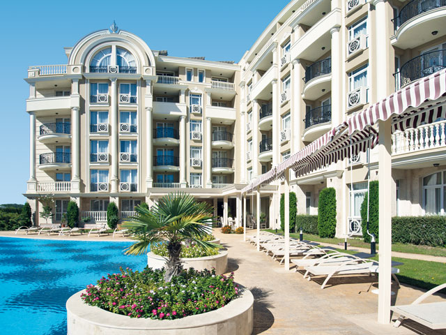 Bulharsko - Slunecné Pobreží - Rena Alexandria Club
