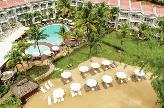 Mauritius - Severozápadní pobreží - Tarisa Resort & Spa