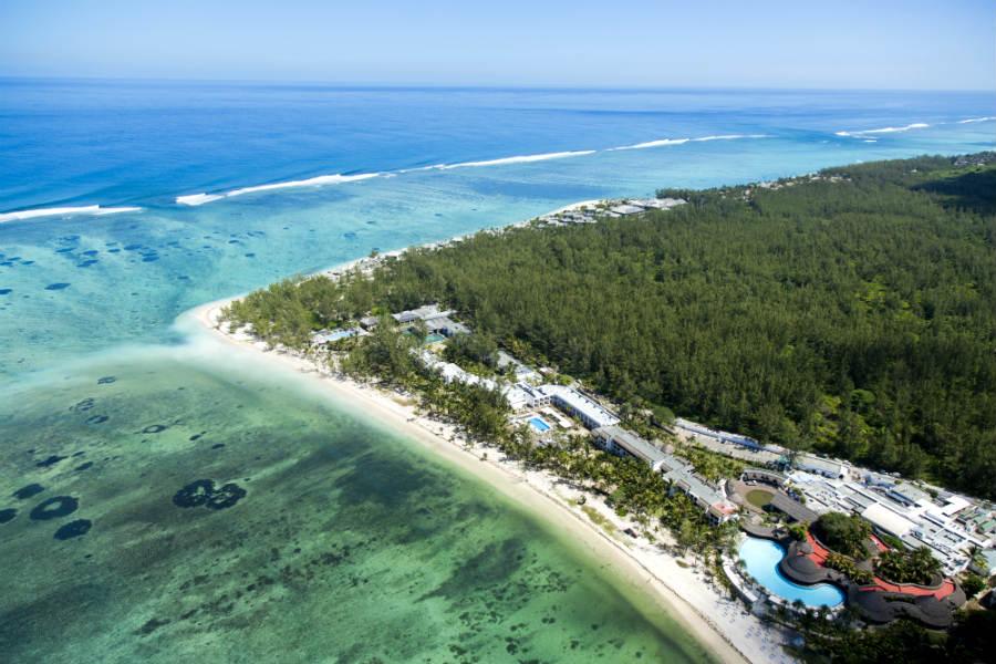 Mauritius - Jihozápadní pobreží - Riu Le Morne