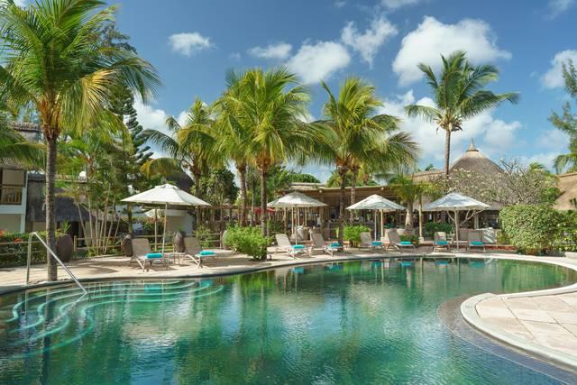 Mauritius - Severozápadní pobreží - Coin de Mire Attitude