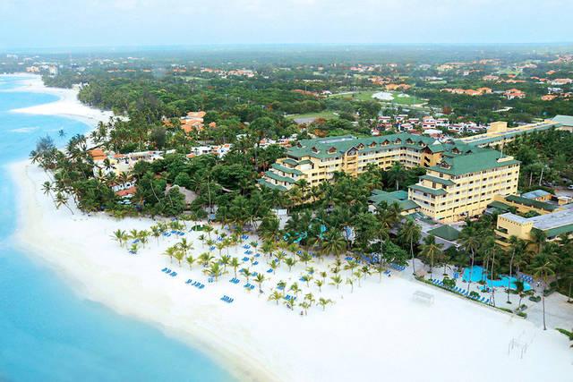 Dominikánská republika - Juan Dolio - Coral Costa Caribe