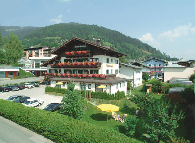 Rakousko - Zell am See - Hubertus