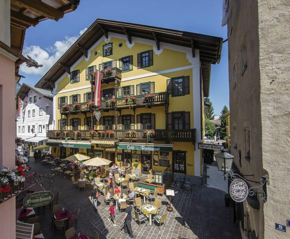 Rakousko - Zell am See - Lebzelter