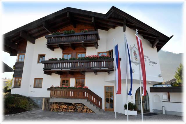 Rakousko - Kaprun/Zell am See - St. Florian