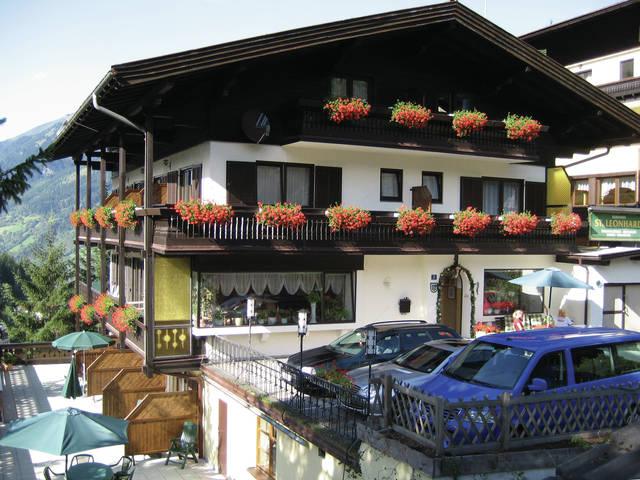 Rakousko - Bad Gastein - St. Leonhard
