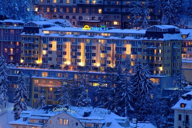 Rakousko - Bad Gastein - Mondi Holiday Bellevue