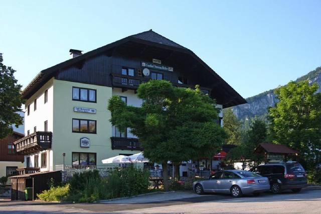 Rakousko - Dachstein West - Bergblick