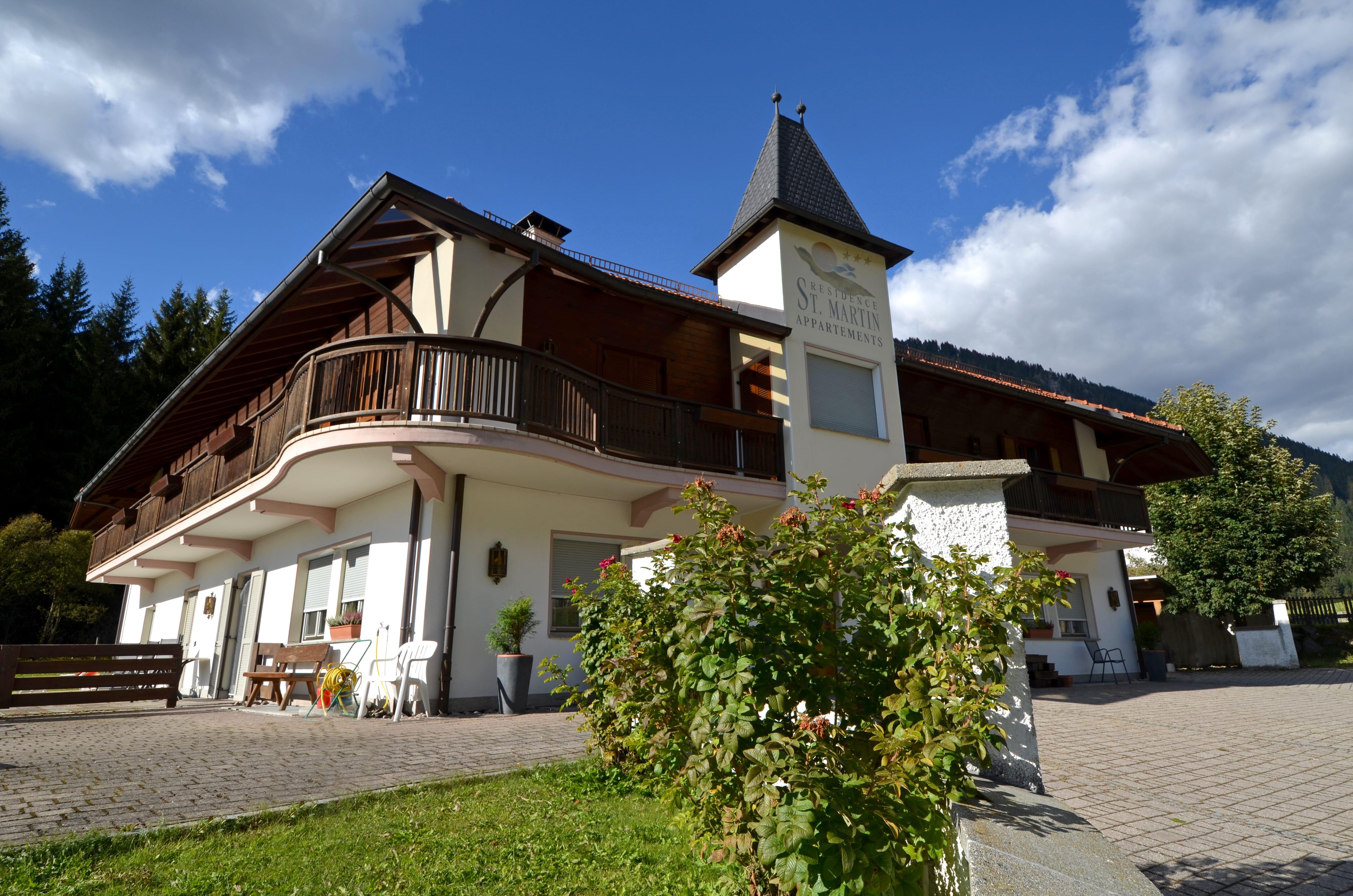 Itálie - Kronplatz / Plan de Corones - Residence St. Martin