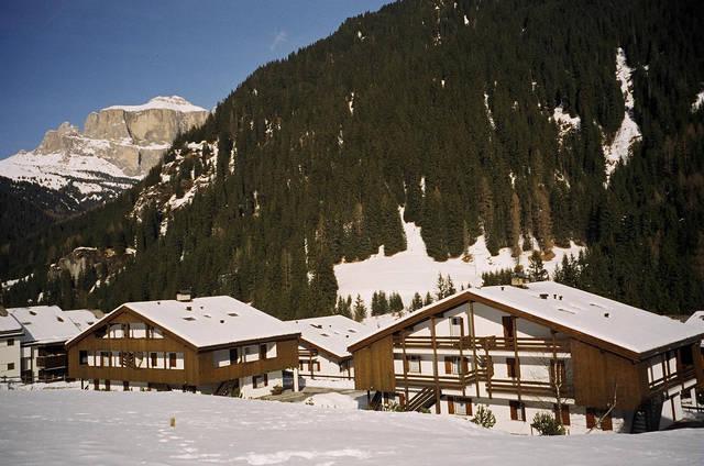 Itálie - Val di Fassa - Rezidence Casa Canezei
