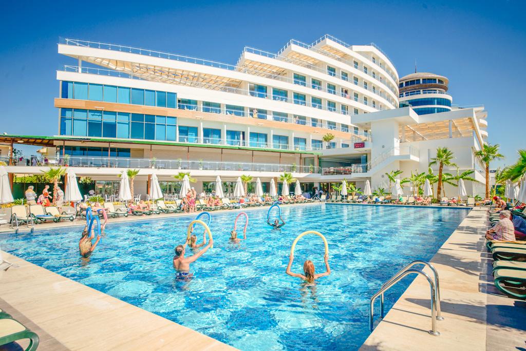 Turecko - Side - Raymar Resort & Aqua Alexandria Club