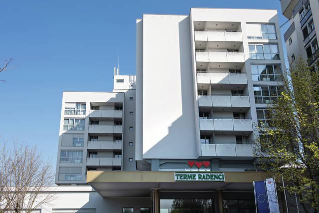 Slovinsko - Zdravilišce Radenci - Hotel Radin