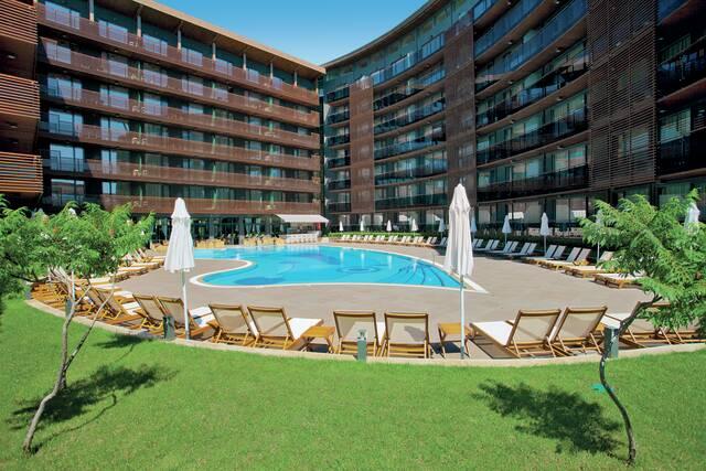 Bulharsko - Slunecné Pobreží - Galeon Residence & Spa