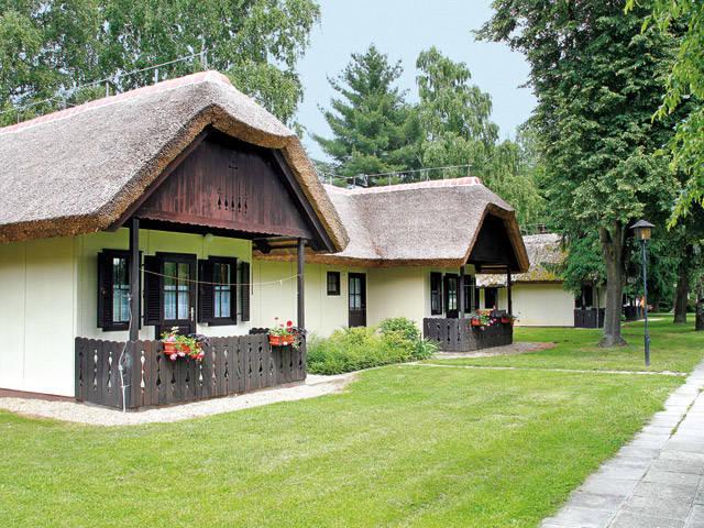 Slovinsko - Moravske Toplice - Bungalovy Termal