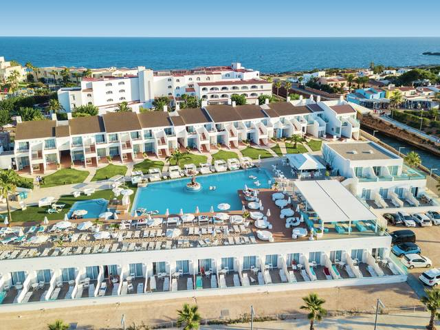 Španelsko - Cala´n Bosch - Lago Resort Menorca