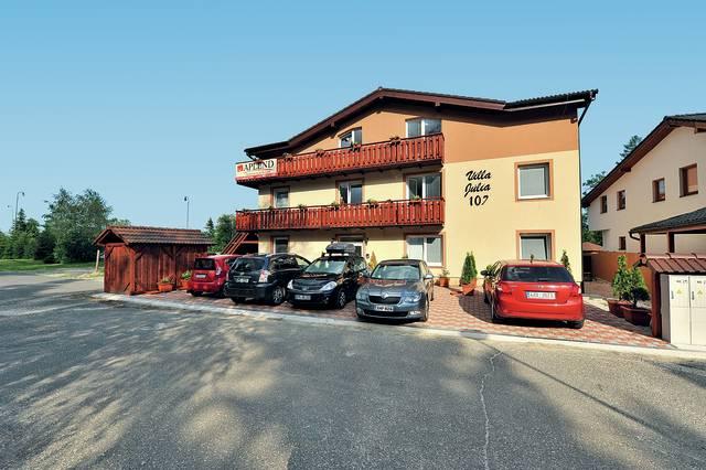 Slovensko - Tatranská Lomnica - Resort Beatrice - Vila Júlia