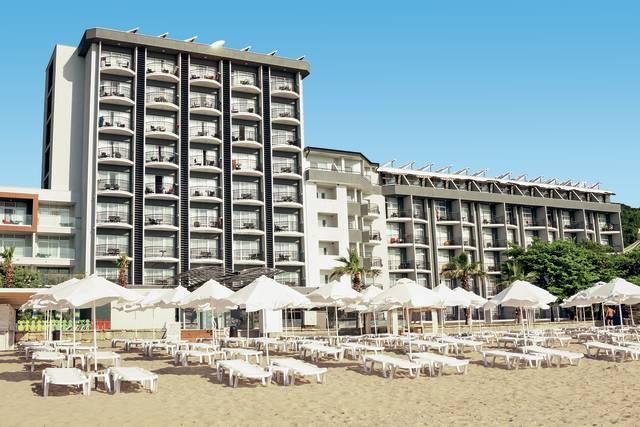 Bulharsko - Zlaté Písky - Grifid Hotel Marea