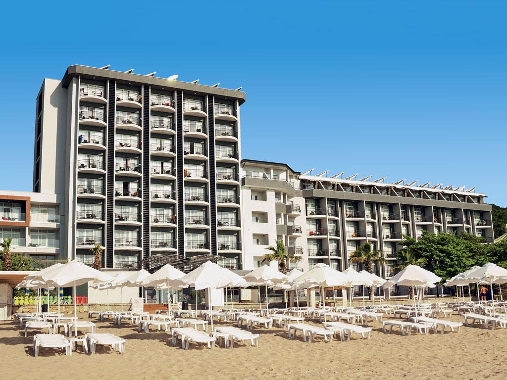 Bulharsko - Zlaté Písky - Sentido Marea