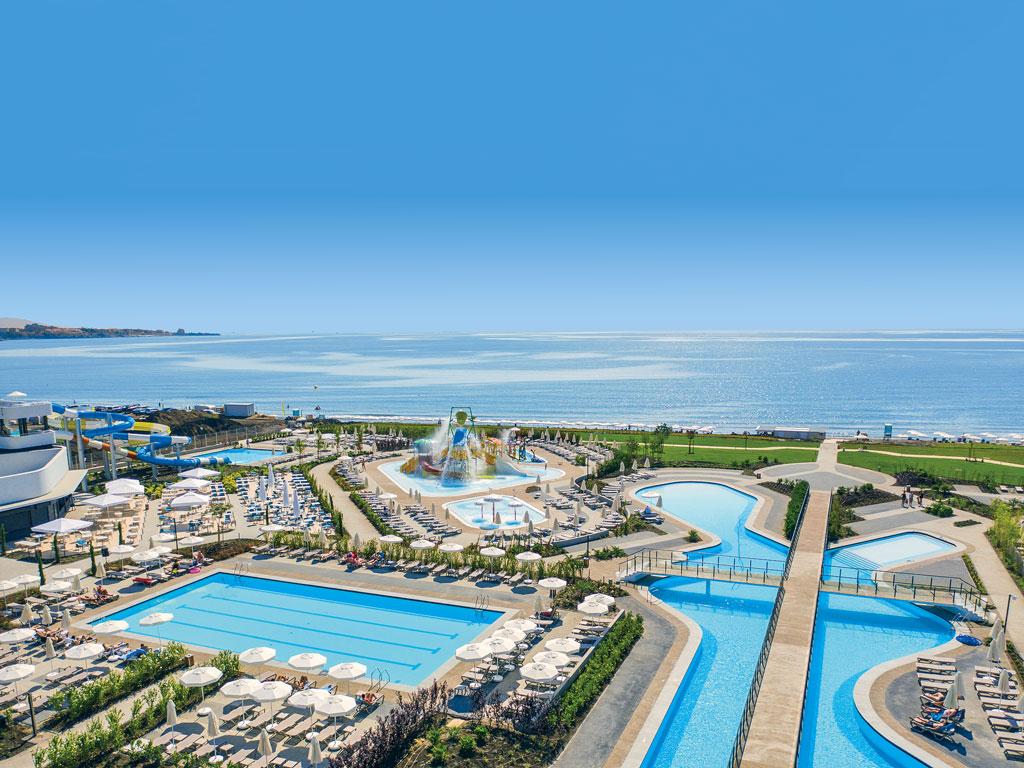 Bulharsko - Pomorie - Wave Resort