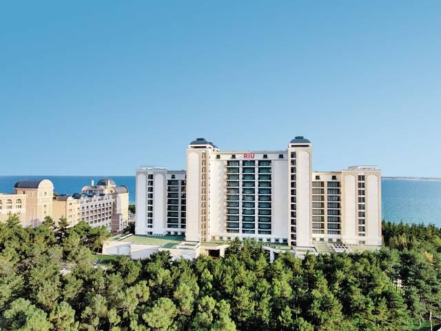 Bulharsko - Slunecné Pobreží - RIU Palace Sunny Beach