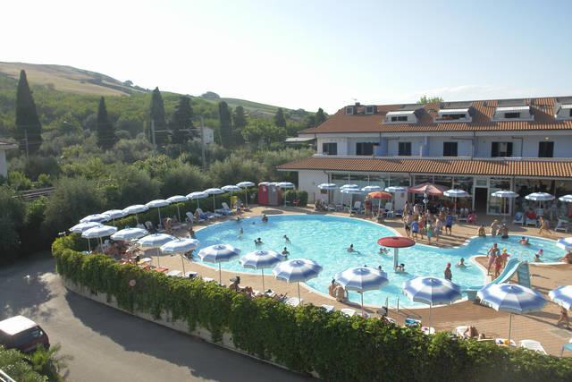 Itálie - Silvi Marina - Villaggio Europa Unita