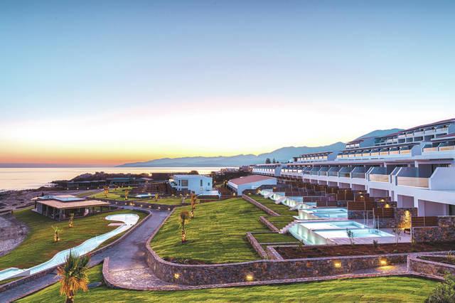 Recko - Hersonissos - Abaton Island Resort & SPA