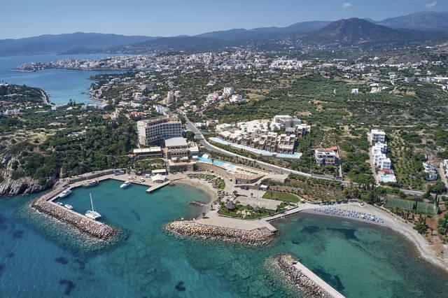 Recko - Agios Nikolaos - Wyndham Grand Crete Mirabello Bay