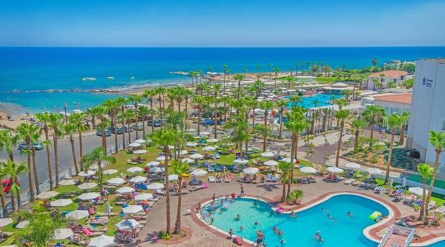 Kypr - Protaras - Anastasia Beach