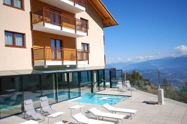 Itálie - Vaneze - Monte Bondone