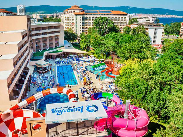 Bulharsko - Slunecné Pobreží - Laguna Park & Aqua Club