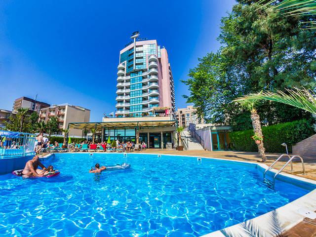 Bulharsko - Slunecné Pobreží - Grand hotel Sunny Beach